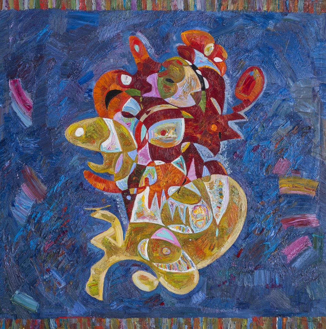 Baroness Painting