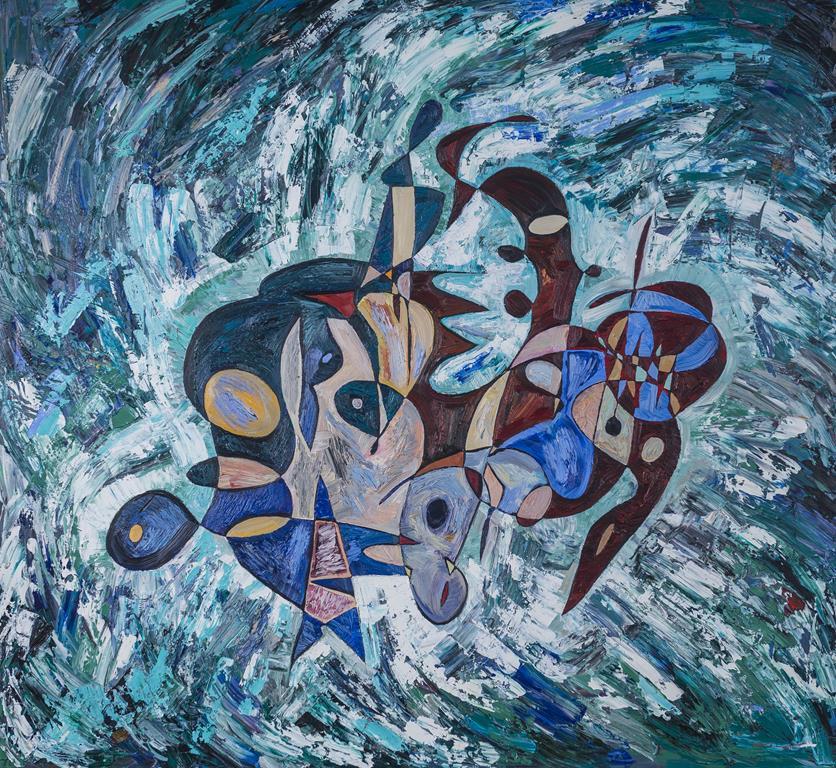 The Jewish Spirit Painting