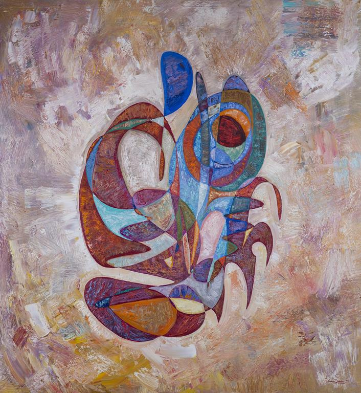 Hagar wife of Abraham Painting