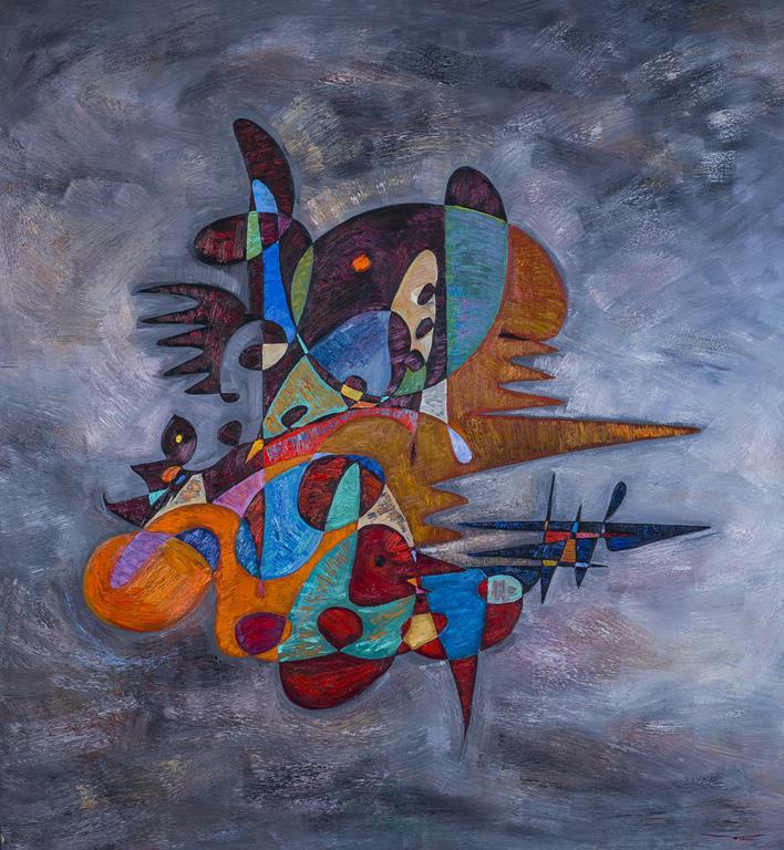 Palestinian spirit Painting
