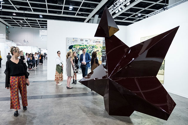 Art Basel in Hong Kong on the 29th of March 2019