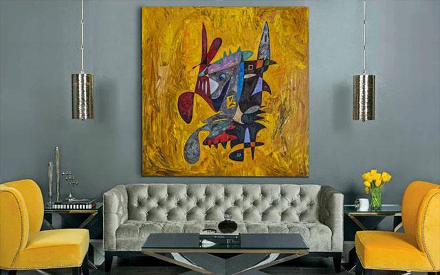 canvas art Virtosu Art Gallery