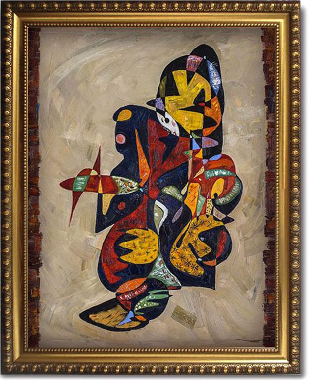 Gheorghe Virtosu Geisha art