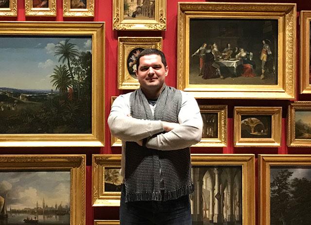 Daniel Virtosu Art Gallery collection