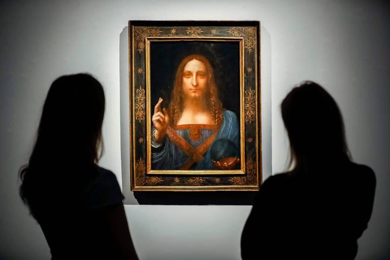 Leonardo da Vinci's Salvator Mundi The most expensive piece