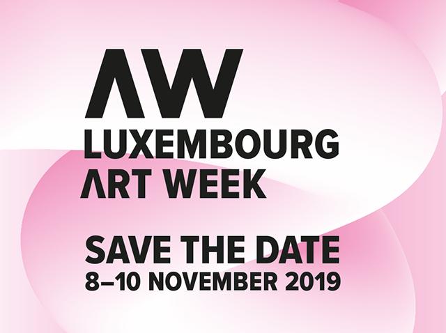 Luxembourg Art Week 2019