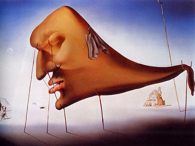Modern Art Salvador Dali