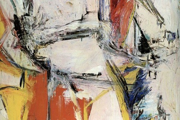 Willem de Kooning Expensive abstract art