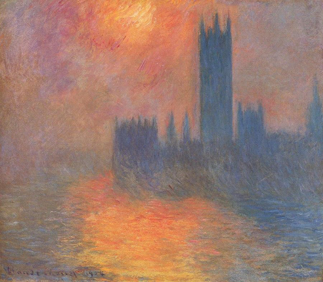 Modern Art Monet