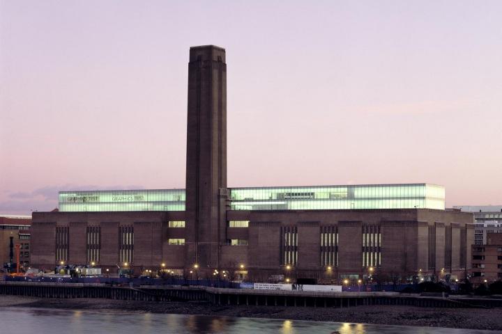 A Temple of Modern Art