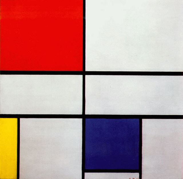 the history of abstract painting