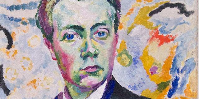 Robert Delaunay abstract artist Orphism