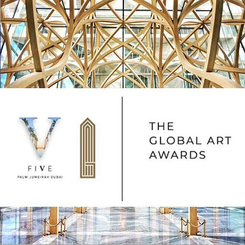 Gheorghe Virtosu at The Global Art Awards