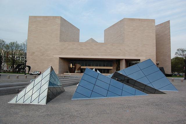 National gallery east building Washington dc