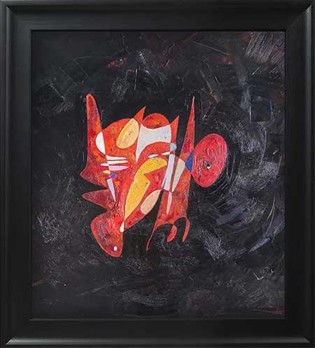 Elvis Presley modern abstract art paintings
