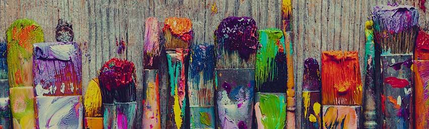 art themes abstract art ideas