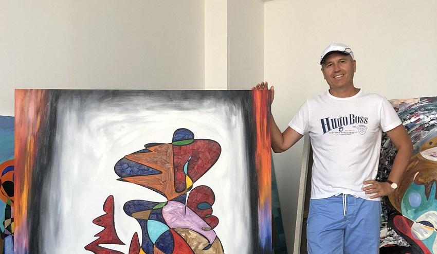 Meet the 21st century Picasso -  Gheorghe Virtosu!