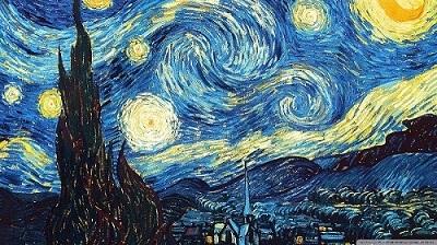 vincent van gogh the starry night wallpaper 3
