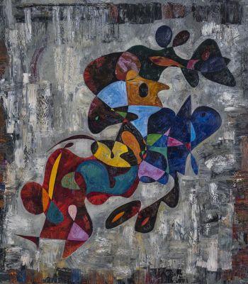 Theotokos | Oil Painting