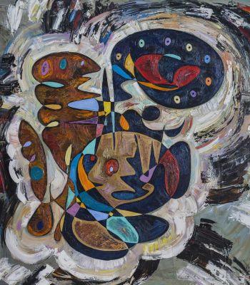 German spirit | Oil Painting