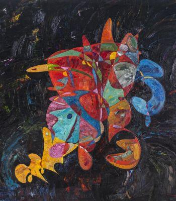 Heart Anatomy | Oil Painting