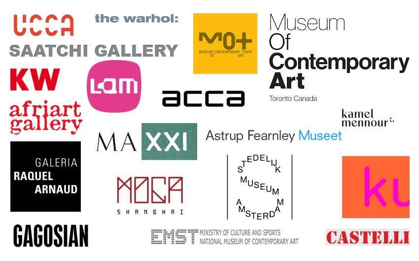 World's Top 20 Contemporary Art Galleries.